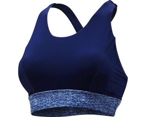 Tyr Jade Women's Sports Bra (Mantra Blue/Grey)