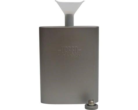 Vargo Titanium Funnel Flask, 8oz