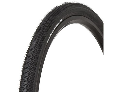 Vee Tire Co. Speedster BMX Tire - 20 x 1.6, Clincher, Folding, Black, 90tpi
