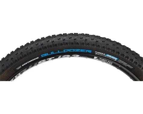 Vee Rubber Vee Tire Co. Bulldozer Tire - 27.5+ x 2.8, Fat Clincher, Folding, Black, 120tpi,