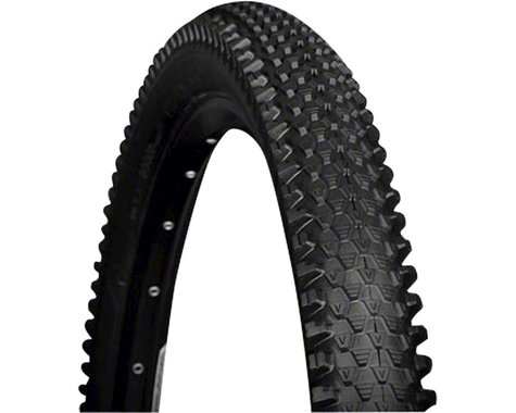 Vee Rubber Vee Tire Co. Crown R-adius Tire - 29 x 2.3, Clincher, Folding, Black, 185tpi