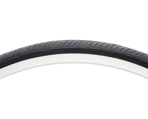 "Vee Tire Co. Smooth City Tire (Black) (27"") (1-1/4"")"
