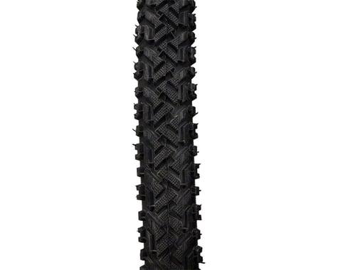 Vee Rubber Semi Knobby Tire - 26 x 1.9, Clincher, Wire, Black, 27tpi
