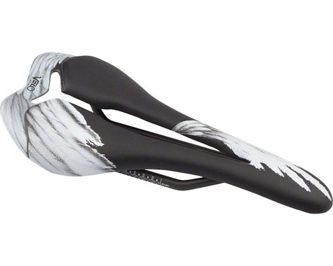 Velo Angel-Glide Saddle, Black/White