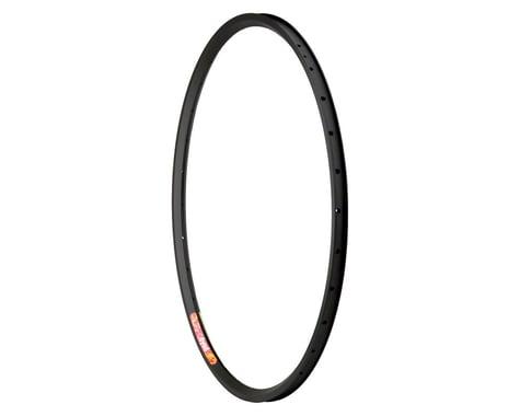 Velocity Dyad Rim - 700, Disc, Black, 32H, Clincher