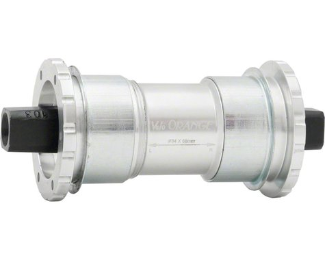 Velo Orange Grand Cru Cartridge Bottom Bracket (Silver) (Threadless) (68mm) (122mm)