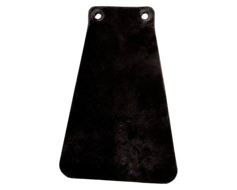 Velo Orange Handcut Leather Mud flap for Fender (Black)