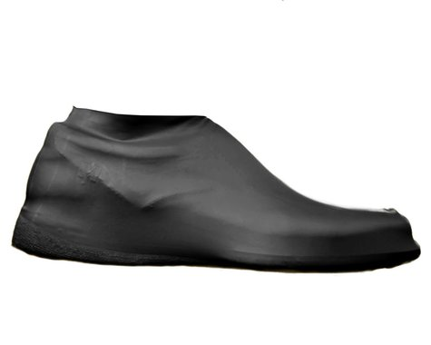 VeloToze Roam Waterproof Commuting Shoe Covers (Black) (S)