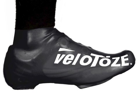 VeloToze Short Shoe Cover 2.0 (Black) (L/XL)