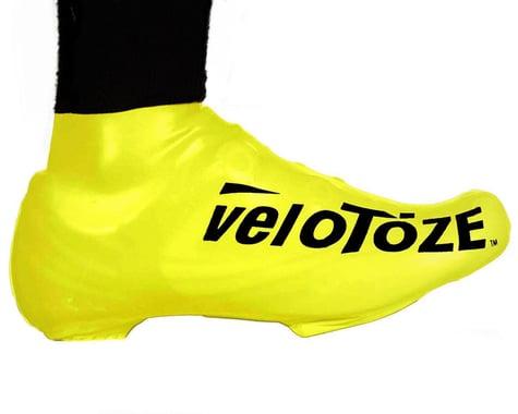 VeloToze Short Shoe Cover 1.0 (Viz Yellow) (L/XL)