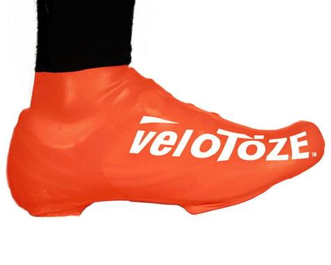 VeloToze Short Shoe Cover 1.0 (Viz-Orange) (L/XL)