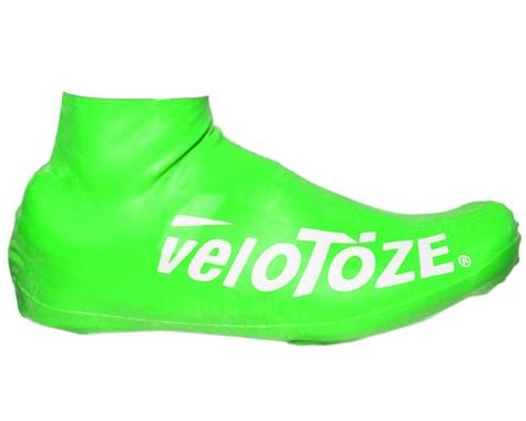 VeloToze Short Shoe Cover 2.0 (Viz Green) (L/XL)