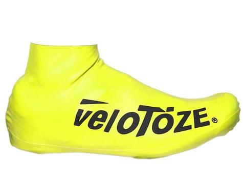 VeloToze Short Shoe Cover 2.0 (Viz Yellow) (L/XL)