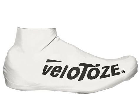 VeloToze Short Shoe Cover 2.0 (White) (S/M)