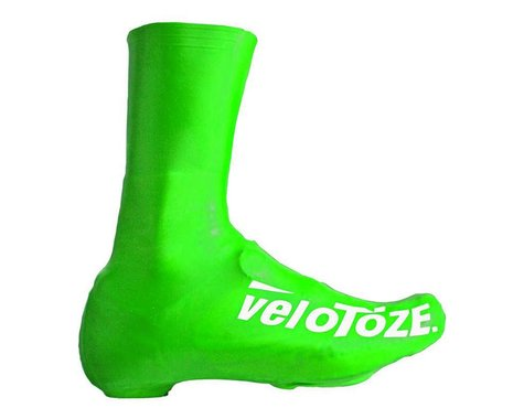 VeloToze Tall Shoe Cover 1.0 (Viz-Green) (XL)