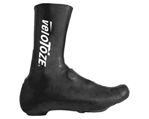 VeloToze Tall Shoe Cover 1.0 (Black Ankle Logo) (S)