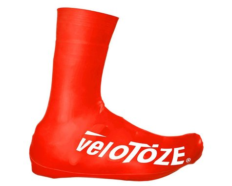 VeloToze Tall Shoe Cover 2.0 (Red) (XL)