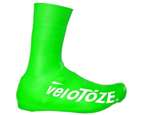 VeloToze Tall Shoe Cover 2.0 (Viz Green) (L)