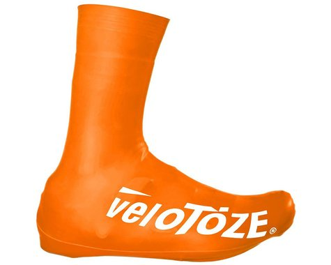 VeloToze Tall Shoe Cover 2.0 (Viz Orange) (S)
