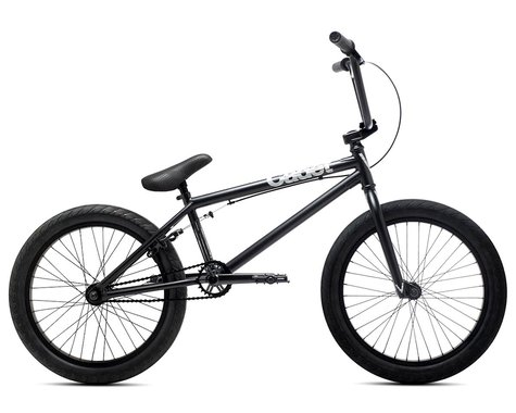 """Verde 2021 Cadet BMX Bike (20.25"""" Toptube) (Matte Black)"""