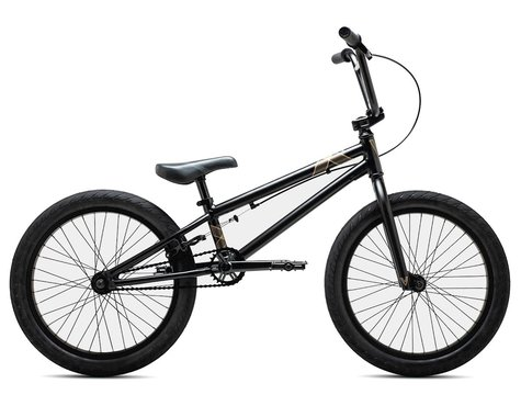 """Verde 2021 Vectra 18"""" BMX Bike (18"""" Toptube) (Matte Black)"""