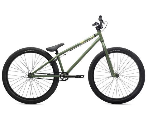 "Verde 2021 Theory Dirt Jumper 26"" Bike (21.85"" Toptube) (Matte Green)"
