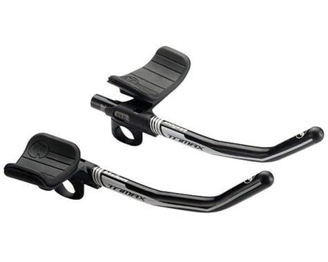 Vision Trimax Alloy Adjustable J-Bend Clip-On Bar (31.8mm)