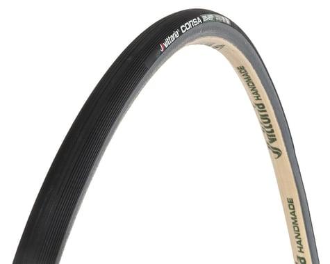 Vittoria Corsa G+ Tubular (Black/Grey)