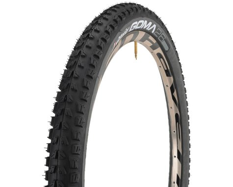 "Vittoria Geax Goma 26"" Mountain Bike Tire (Black/Black) (26 x 2.40)"