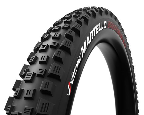"""Vittoria Martello Enduro 4C Tubeless Mountain Tire (Black) (27.5"""") (2.35"""")"""