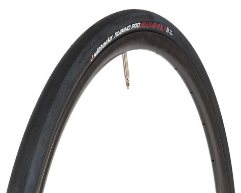 Vittoria Rubino Pro G2.0 Road Tire (Black) (700 x 28)