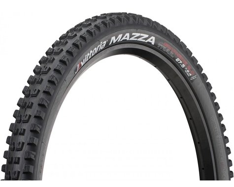 Vittoria Mazza Trail G 2.0 Mountain Bike Tire (Black/Grey) (27.5 x 2.40)