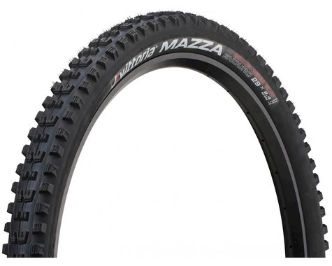 "Vittoria Mazza Enduro Tubeless Mountain Tire (Black) (29"") (2.4"")"