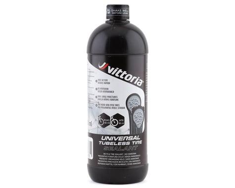 Vittoria Universal Tubeless Tire Sealant (Black) (500ml)