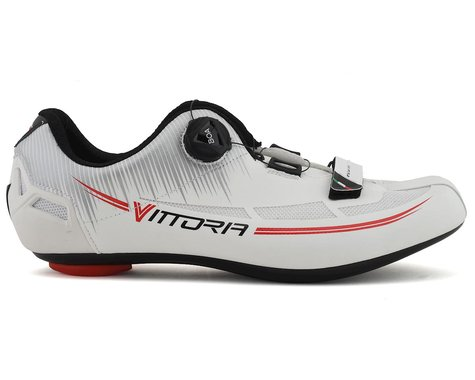 Vittoria Shoes Fusion 2 Shoes (White) (42.5)