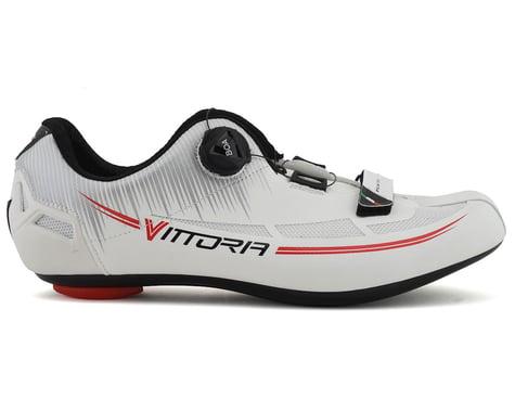 Vittoria Shoes Fusion 2 Shoes (White) (44)