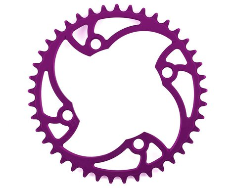 Von Sothen Racing 4-Bolt Pro Chainring (Purple) (41T)