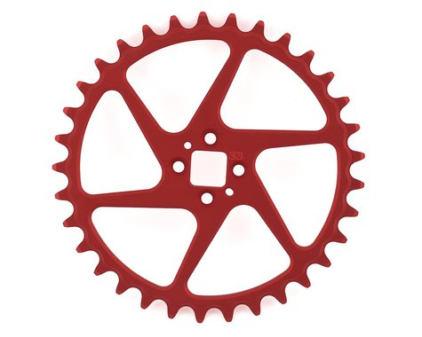Von Sothen Racing Turbine Sprocket (Red) (33T)