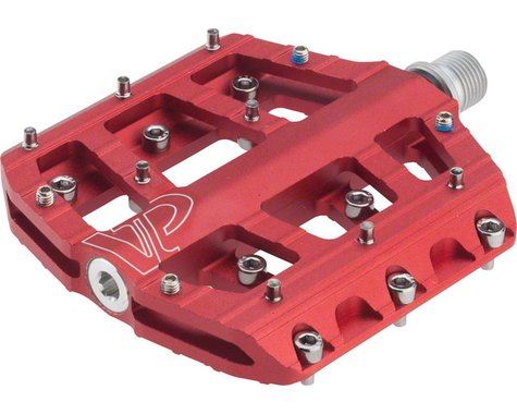 "VP Components Vice Trail Pedals (Red) (Aluminum) (9/16"")"