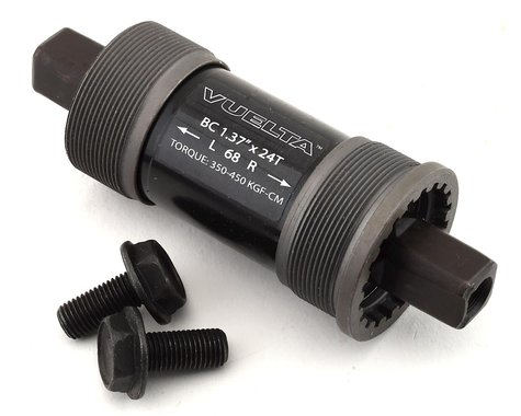 Vuelta Cartridge Bottom Bracket (68mm English Threaded)