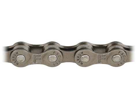 Vuelta Mountain & Road Chain (Brown) (5-8 Speed) (116 Links)