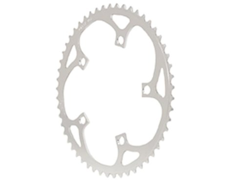 Vuelta Flat Road Chainring (130mm BCD) (50T)