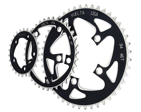 Vuelta Mountain Bike Chainring (104mm BCD) (46T)