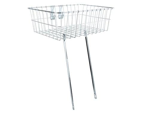 Wald WLD 139 Bolt-On Front Basket (Chrome)