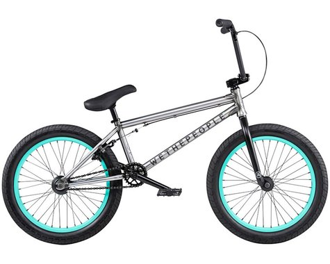 "We The People 2020 Arcade BMX Bike (21"" Toptube) (Matte Raw)"