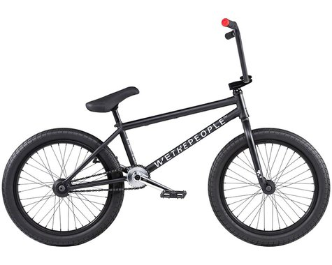 "We The People 2020 Reason BMX Bike (20.75"" Toptube) (Matte Black)"