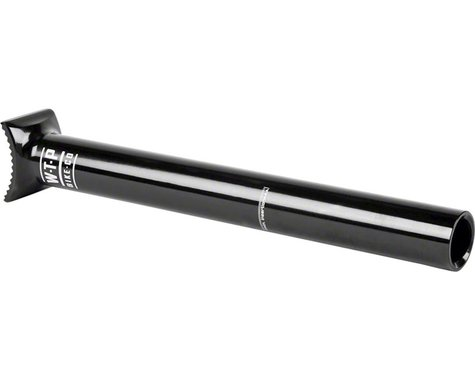 We The People Team Pivotal Seat Post (Black) (200mm)
