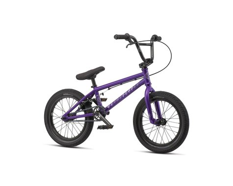 "We The People 2019 Seed 16"" BMX Bike (16"" Toptube) (Matte Purple)"