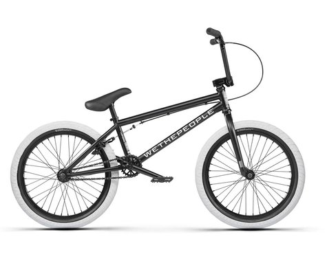 "We The People 2021 Nova BMX Bike (20"" Toptube) (Matte Black)"