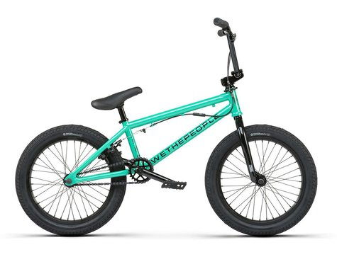 "We The People 2021 CRS FS 18"" BMX Bike (18"" Toptube) (Metallic Soda Green)"